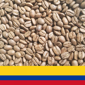 Colombian single Origin Coffee.